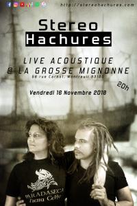 Live @ La Grosse Mignonne 16 11 18