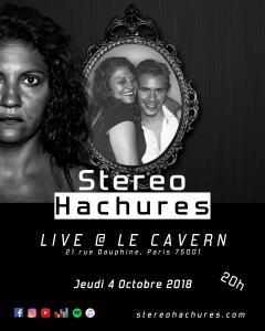 LIVE @ Le Cavern 04.10.18